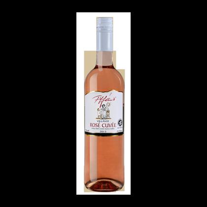 Tiffán's Rosé Cuvée 2017