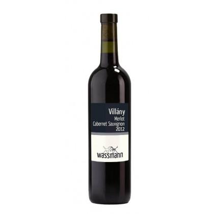 Wassmann Merlot - Cabernet Sauvignon 2012