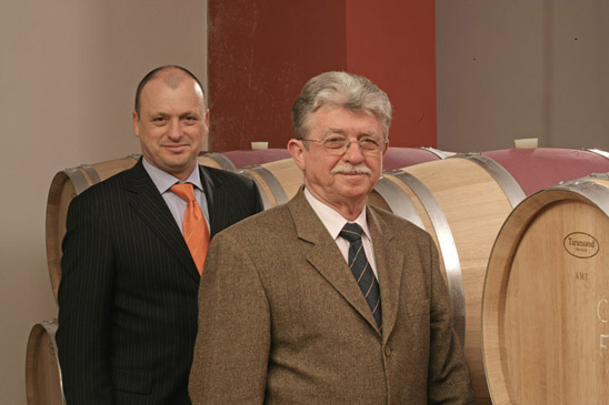 Tiffán Ede és Zsolt csodálatos borai megérkeztek